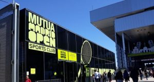 Mutua madrid open tenis