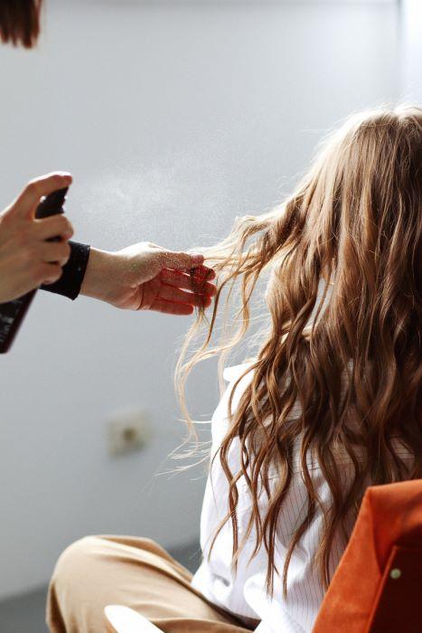 cabello cuidado