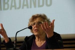 Candidata Más Madrid elecciones ayuntamiento