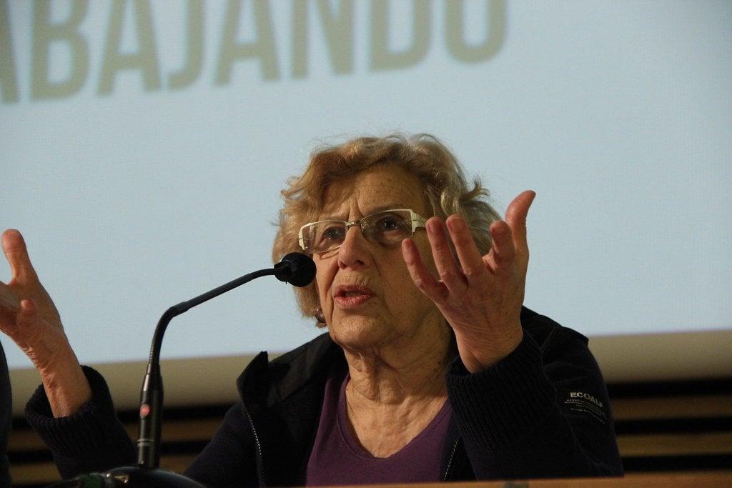 Manuela Carmena Mas Madrid
