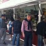 Caída de visitantes y ventas en la 43ª Feria del Libro Antiguo y de Ocasión