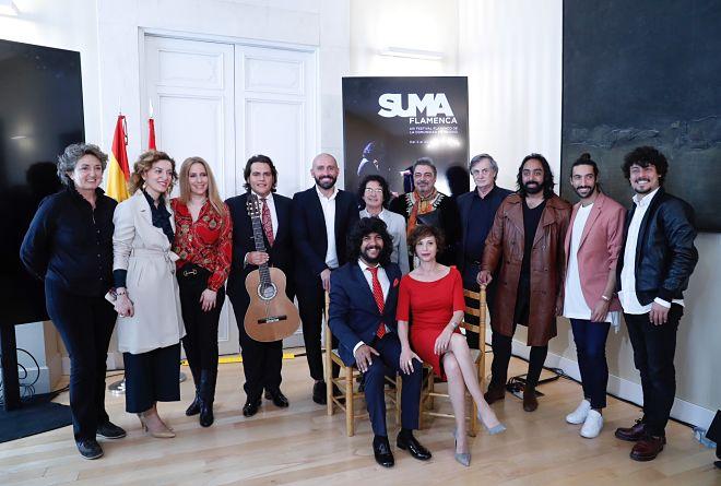 flamenco suma