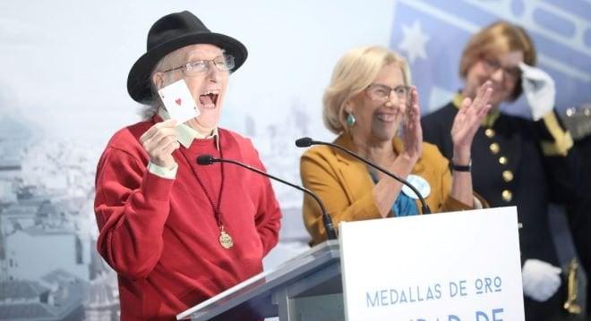 juan tamariz medalla oro 2019