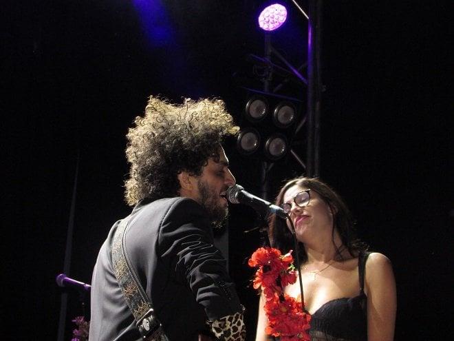 Lin Cortes y Fanny Valentine