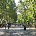Visitas guiadas al Retiro y el Paseo del Prado, en apoyo a la candidatura de la UNESCO