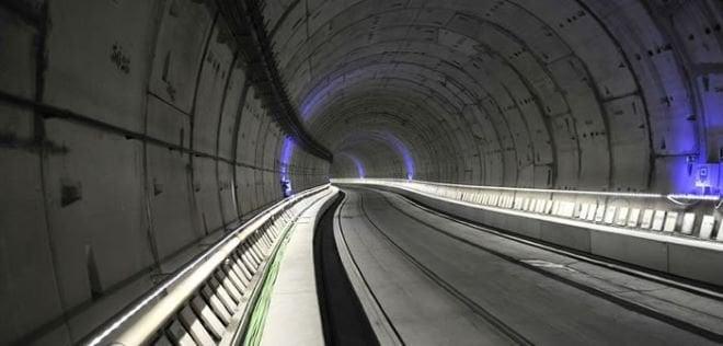 tunel recoletos cierre obras