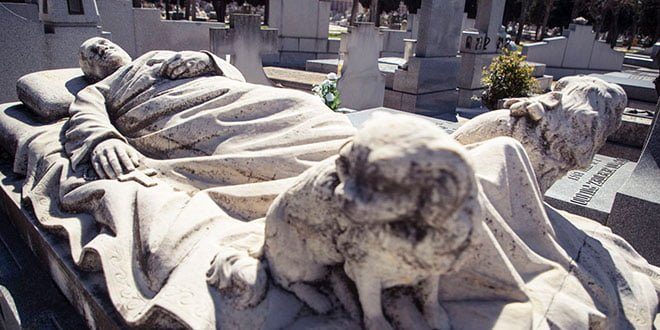 visitas guiadas cementerio almudena