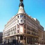El Edificio Canalejas, la joya del Madrid más lujoso e histórico