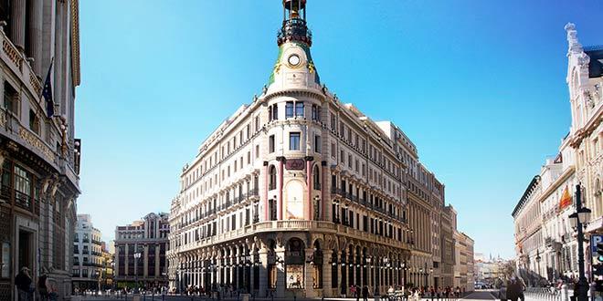 Edificio Canalejas