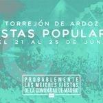 Conciertos, encierros y parques de agua en las fiestas de Torrejón de Ardoz