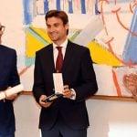 Medalla de Oro al Mérito Deportivo para David Ferrer
