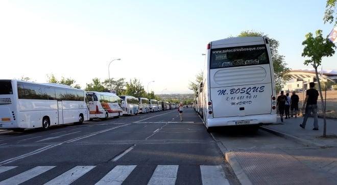 Final champions wanda autobuses