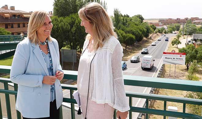 reformas carreteras madrid