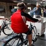 Recorrido virtual en bicicleta por cinco céntricas zonas
