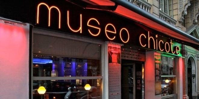 Museo Chicote Mira Madrid
