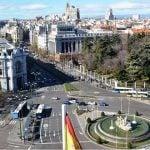 Miradores de Madrid: el Palacio de Cibeles