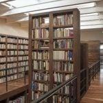 El clasicismo y la vanguardia de la Biblioteca Iván de Vargas, en La Latina