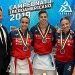 Sergio Galán revalida su título en el Campeonato Iberoamericano de Karate