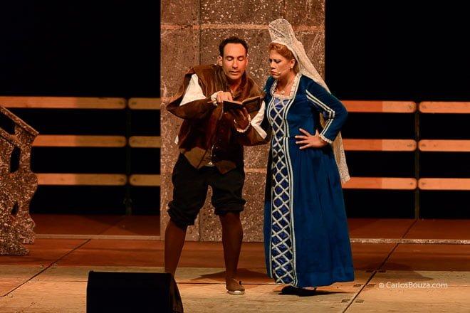 Camerata lírica. Don Giovanni. Coslada
