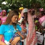 Sara Carbonero, nueva Embajadora de UNICEF
