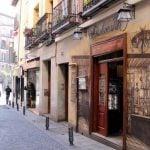 La Ruda, una calle con nombre de planta medicinal