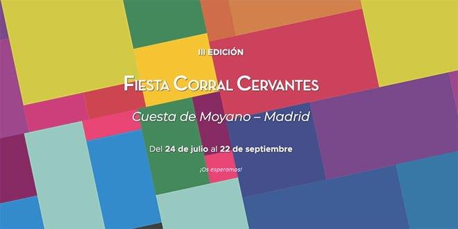 Fiesta Corral Cervantes cuesta moyano
