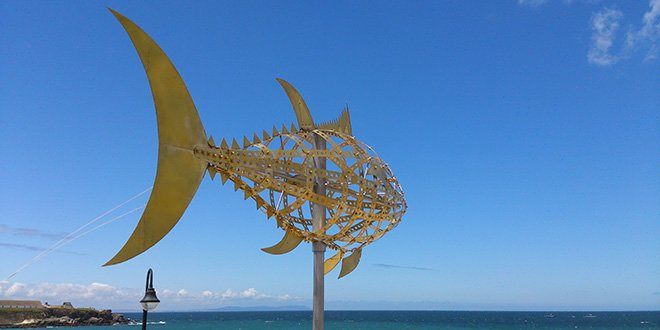 escultura Cádiz