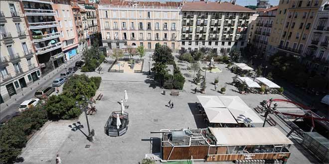 Plaza Pedro Zerolo