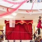 Nuevos espectáculos este verano en 'El Circo de Tres Aguas'
