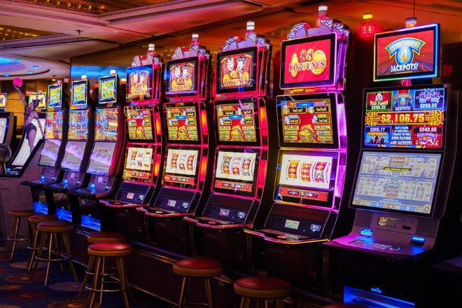 slots máquinas tragaperras