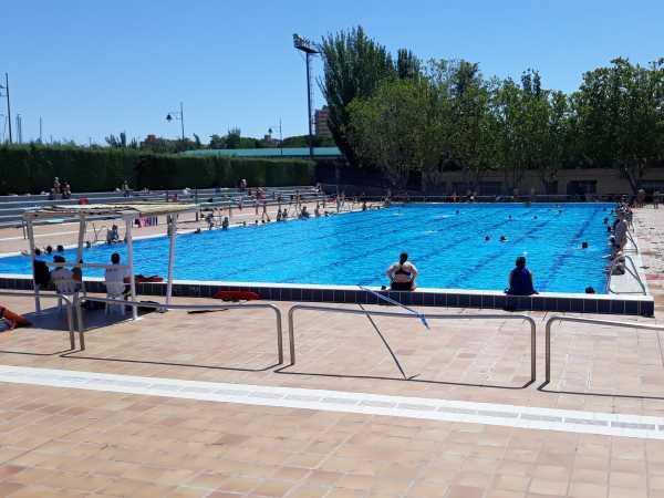piscinas municipales verano madrid moratalaz