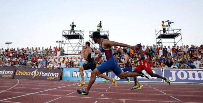 Atletismo en el Meeting de Madrid