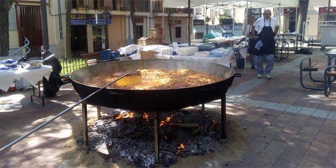 paella popular fiestas vicálvaro