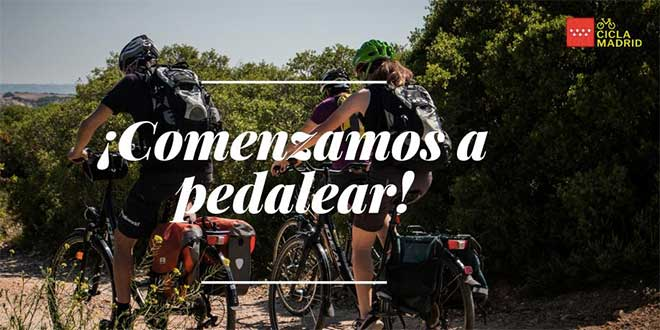 Rutas ciclables turísticas