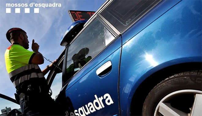 Detenido un hombre por acosar sexualmente a menores. mossos