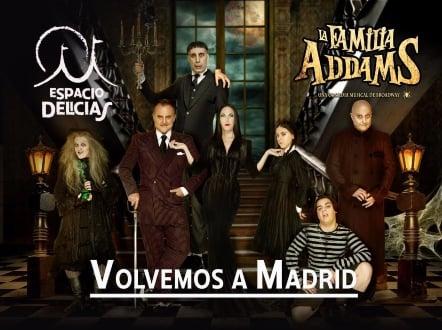 Presentación de La Familia Adams