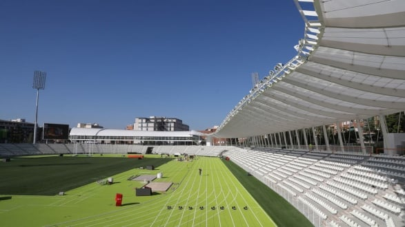 El Nuevo Estadio Vallehermoso acogerá la competición