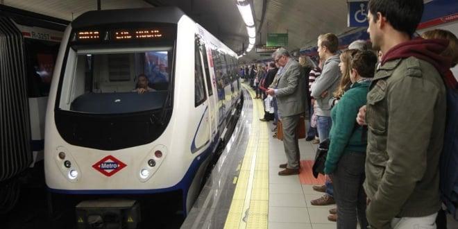 metro de madrid crisis amianto