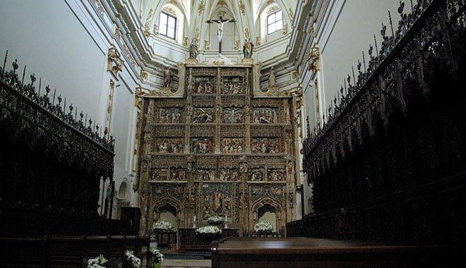 Monasterio Santa Maria de El Paular zona monástica