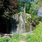 Restauración de varios tramos del viaje de agua de Fuente del Berro