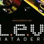 Festival L.E.V., música electrónica en Matadero Madrid
