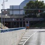 El túnel de la avenida del Planetario abre tras las obras
