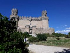 manzanares el real castillo