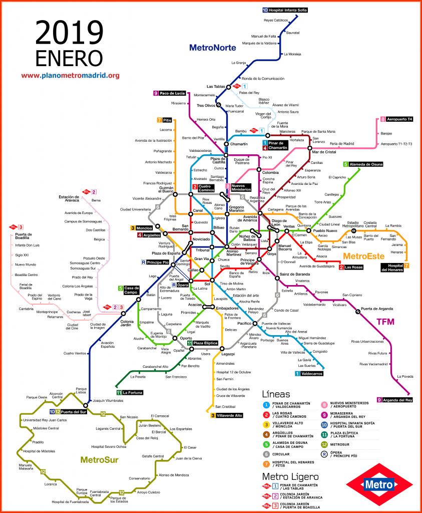 plano-metro-madrid-2019