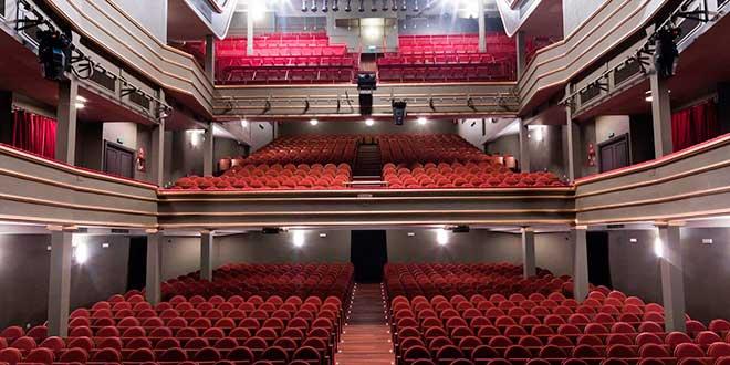 Teatro La Latina. Butacas