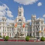 La verbena del centenario celebra los 100 años del Palacio de Cibeles