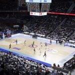 El WiZink Center inaugura la nueva temporada de baloncesto