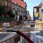 Asfaltado para más de cien calles de Madrid hasta finales de año