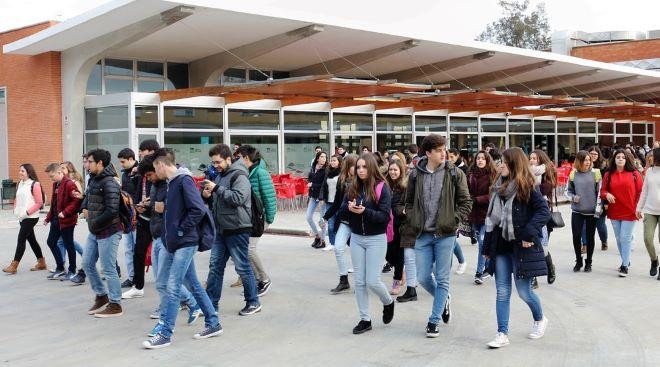 estudiantes madrid piso