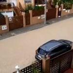 Arganda, de nuevo afectada por las inundaciones